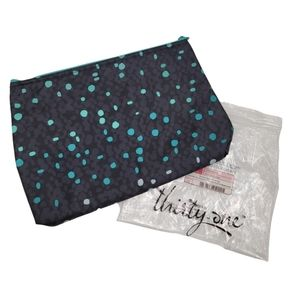 5/$25 ThirtyOne Cool Confetti Thermal ZipperPouch